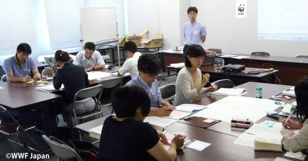 横浜市で小学校教員向けESD講座を開催