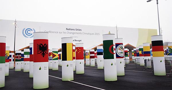 「パリ協定」に175カ国が署名