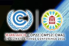 気候変動に関する国連会議(COP22)と第1回「パリ協定」締約国会合(CMA1)