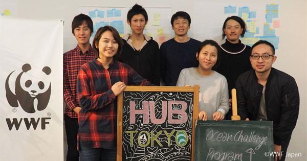 第1期が終了!海の自然を守る個人起業家の支援プログラム