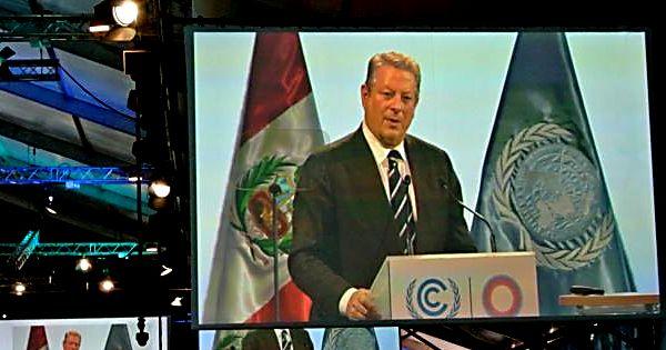 COP20終幕へ 11日の「気候行動デー」
