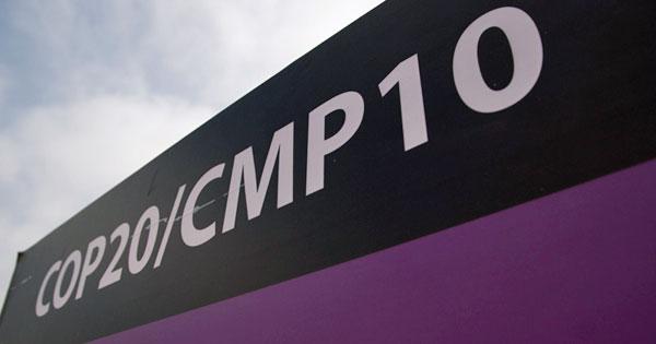 COP20リマ会議が終了しました