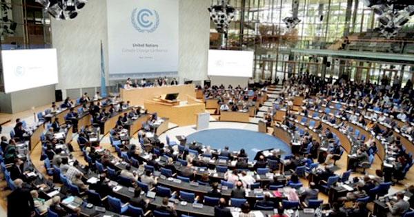 ボンでの国連気候変動会議が閉幕しました