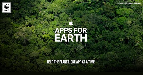 4月24日まで! APPS FOR EARTH実施中です!