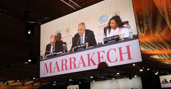 COP22閉幕 本格的に動き出したパリ協定