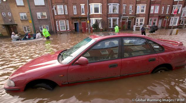 9/13シンポジウムご案内:大雨や洪水...気候変動リスクどう備えればいい?
