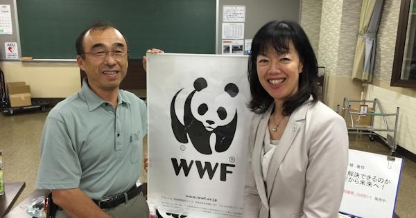 北海道講演で、素敵な人たちと可憐な野生の草花に出会いました!